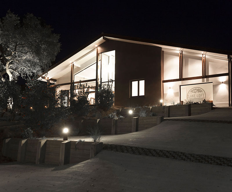 architecture hossegor